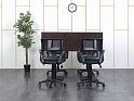 Рабочее место сотрудника. Комплект офисной мебели стол с тумбой 1 500х800х750 ЛДСП Венге (СППЕК-28120)